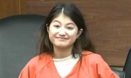 Rợn người câu chuyện phía sau nụ cười tươi của nữ phạm nhân trước phiên tòa xét xử