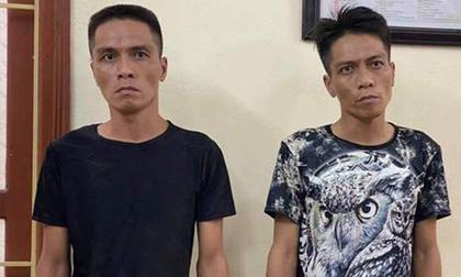 Hà Nội: 2 anh em sinh đôi cướp xe ôm giữa ban ngày bán lấy tiền mua ma túy