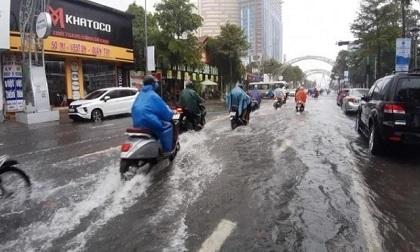 Thời tiết ngày 19/9: Áp thấp nhiệt đới gây mưa trên diện rộng ở nhiêu nơi
