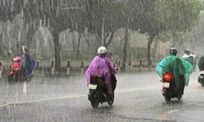 Cùng không khí lạnh, cảnh báo Hà Nội có mưa giông lớn, khả năng xảy ra lốc, sét, gió giật mạnh