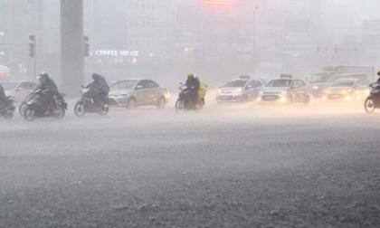 Thời tiết ngày 20/9: Áp thấp nhiệt đới còn ảnh hưởng, mưa giông trên khắp cả nước