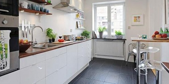 Nhà bếp không đặt cạnh nhà vệ sinh