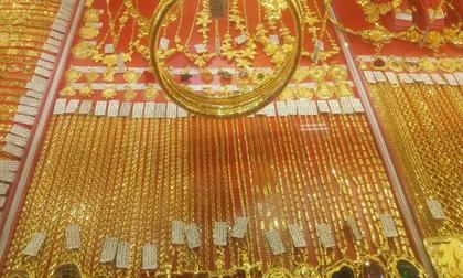 Giá vàng hôm nay 22-9: Giảm giá mạnh, thị trường đảo chiều