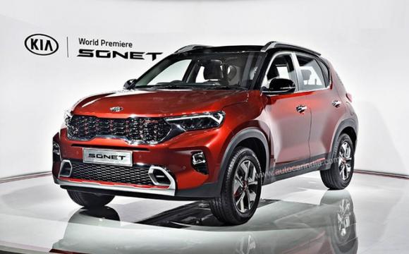 Kia Sonet giá từ 211 triệu được trang bị những tiện nghi gì?