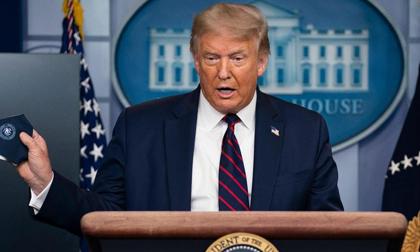 Tổng thống Trump nói Mỹ sắp có vaccine Covid-19 đầu tiên