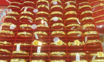 Giá vàng hôm nay 23-9: Hụt hơi liên tiếp, một quỹ đầu tư mua 31,8 tấn