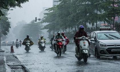 Thời tiết ngày 23/9: Miền Bắc nhiệt độ giảm dần, nhiều khu vực trên cả nước có mưa dông