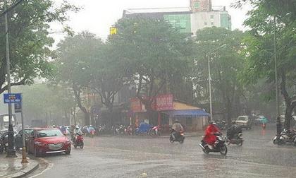 Thời tiết ngày 24/9: Mưa lớn ở Bắc Bộ, trời mát