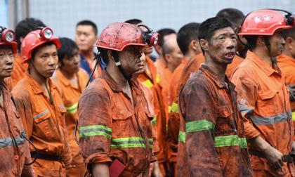 16 thợ mỏ Trung Quốc tử vong vì ngộ độc carbon monoxide