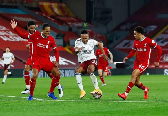 Tân binh 45 triệu bảng lập công, Liverpool đánh bại Arsenal trận đại chiến - Ảnh 1.