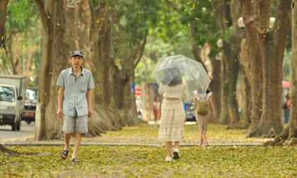 Thời tiết ngày 29/9: Bắc Bộ và Bắc Trung Bộ trời mát, mưa rào và dông vài nơi