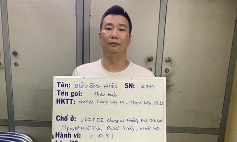 Khởi tố giám đốc Công ty Thái Dương kiêm trùm giang hồ đòi nợ thuê ở Sài Gòn - Ảnh 1.