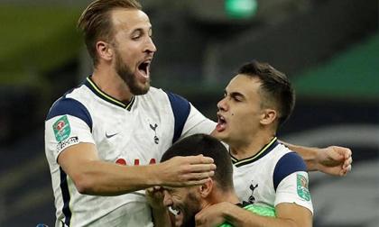 Werner 'mở tài khoản', Chelsea vẫn bị Tottenham ngược dòng cay đắng