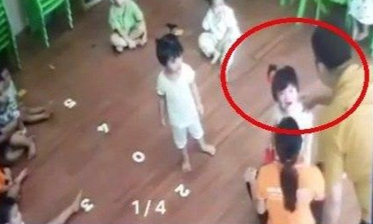 Người đánh bé gái 2 tuổi chưa ra trình diện