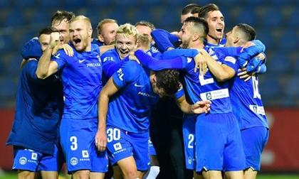 Filip Nguyễn thi đấu xuất sắc, cùng Slovan Liberec bước vào vòng bảng Europa League
