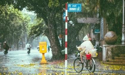 Thời tiết ngày 3/10: Mưa dông diện rộng trên cả nước