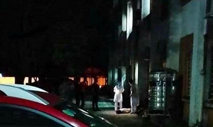 Bệnh nhân rơi từ tầng 4 Bệnh viện Việt Nam - Thụy Điển xuống đất tử vong