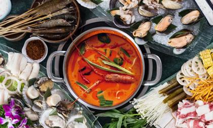 Công thức nấu lẩu Thái chuẩn vị, thơm nức, ngon không kém ngoài hàng