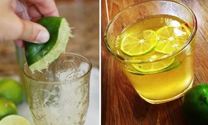 Khung giờ uống nước chanh tốt cho sức khỏe của bạn, đừng dại bỏ qua