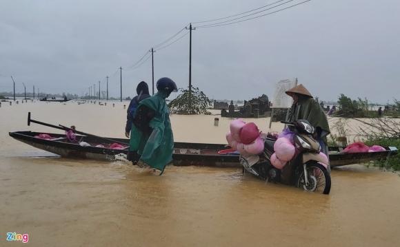 3 áp thấp nhiệt đới dồn dập, mưa lũ miền Trung tiếp diễn 10 ngày tới - 1