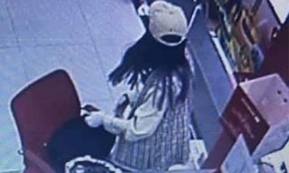 Công an TPHCM thông tin vụ người phụ nữ cướp hơn 2 tỷ đồng tại chi nhánh Ngân hàng Techcombank ở Tân Phú