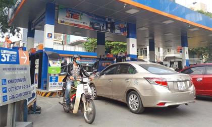 Giá xăng dầu tăng từ 15h hôm nay