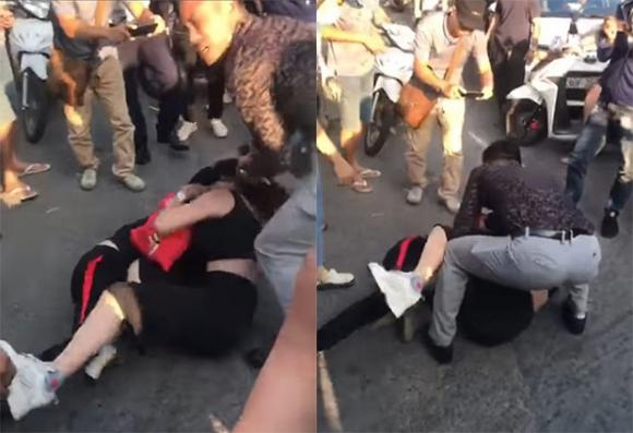 Vụ đánh ghen 'có chồng thì phải biết giữ' trên phố Hà Nội: 3 nhân vật chính trong clip lên tiếng làm sáng tỏ