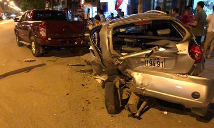 Vụ Mazda CX5 đâm liên hoàn làm 1 người chết: Tài xế say rượu, không có giấy phép lái xe