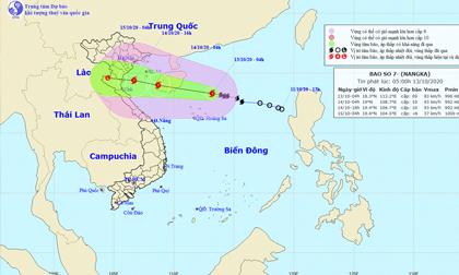 Dự báo thời tiết 13/10: Các tỉnh miền Bắc đón không khí lạnh, miền Trung giảm mưa