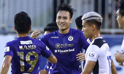 Việt Anh tỏa sáng, Hà Nội phá dớp trên sân HAGL bằng chiến thắng tưng bừng