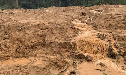 Vụ Rào Trăng 3: Đã phát hiện một thi thể bị vùi lấp dưới đất đá khu vực sạt lở trạm kiểm lâm 67
