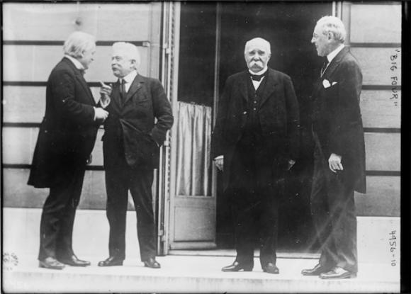 Nhà Trắng từng biến thành ổ dịch năm 1918, Tổng thống cũng nhiễm bệnh - 1