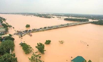 Quảng Trị: 59 người chết, mất tích và bị thương do mưa lũ