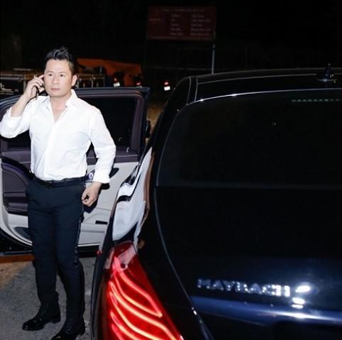 Xế hộp Mercedes Maybach S600 14 tỷ của Bằng Kiều có gì đặc biệt? - 1
