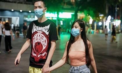 Hà Nội xử lý người không đeo khẩu trang tại khu trung tâm