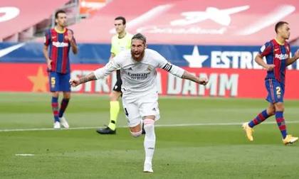 Thi đấu bạc nhược trên sân nhà, Barcelona thất bại muối mặt trước Real Madrid