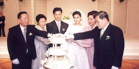 Các ái nữ tài năng của gia tộc Samsung - 2