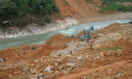 Sạt lở đất khiến 17 công nhân mất tích: Chủ đầu tư Thủy điện Rào Trăng 3 lên tiếng