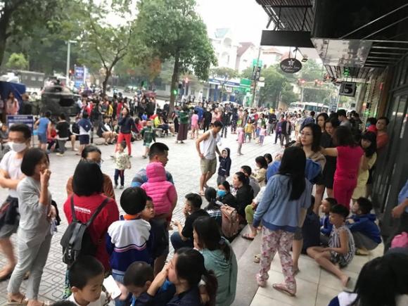 Cháy lớn tại chung cư HH Linh Đàm vào sáng sớm, hàng trăm người hoảng sợ tháo chạy