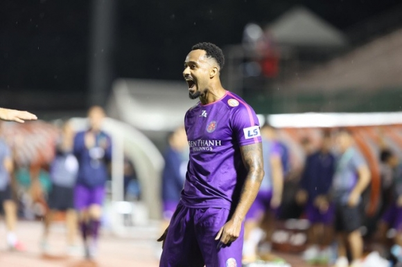 Sài Gòn FC xuất sắc lên ngôi nhì bảng V-League 2020 - Ảnh 2.