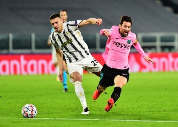 Barcelona đè bẹp Juventus ở Turin, hẹn Ronaldo tái đấu Messi - Ảnh 1.