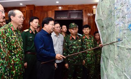 Sạt lở vùi lấp hơn 50 người ở Quảng Nam: Tìm được 11 thi thể