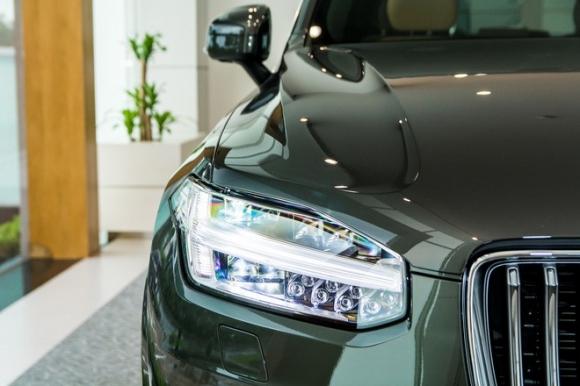 'Trùm cuối' Volvo XC90 T8 chào Việt Nam: Mạnh nhất phân khúc, giá gần 4,6 tỷ đồng - 2