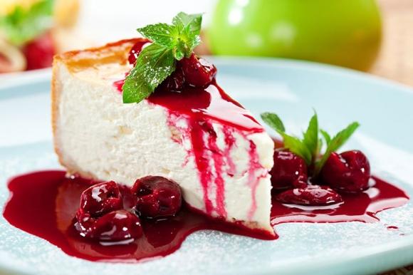 Bánh ngọt dễ gây tim mạch