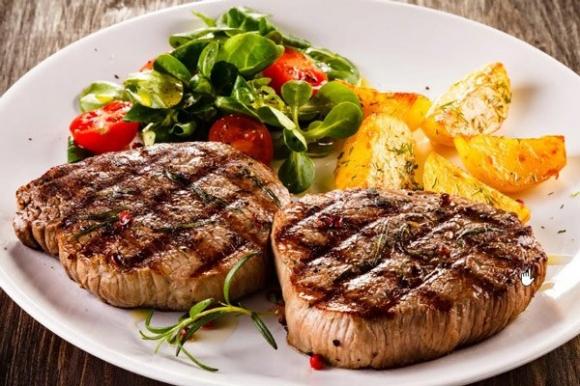 Thịt bò thịt đỏ dễ gây tim mạch