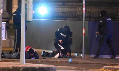 Áo rúng động sau vụ tấn công khủng bố ở trung tâm thủ đô