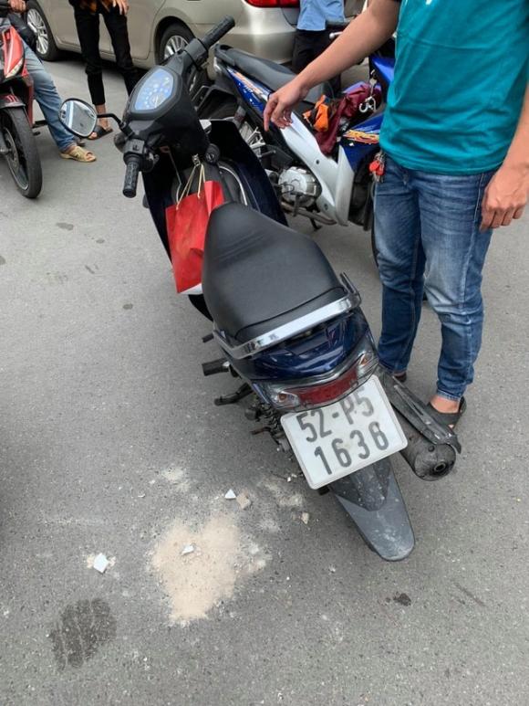 Đặc nhiệm hình sự nổ súng bắt tên cướp giật iPhone của cô gái đang chụp hình 'tự sướng' trên phố Sài Gòn - 1