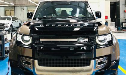Land Rover Defender 110 X đầu tiên Việt Nam giá 6,533 tỷ đồng - Xe chơi cho đại gia