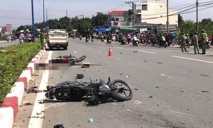 Thiếu niên vượt đèn đỏ gây tai nạn làm 3 người tử vong