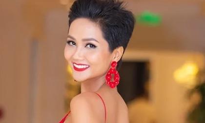 Hoa hậu H'Hen Niê lộ bằng chứng đã tái hợp bạn trai thông qua chi tiết này